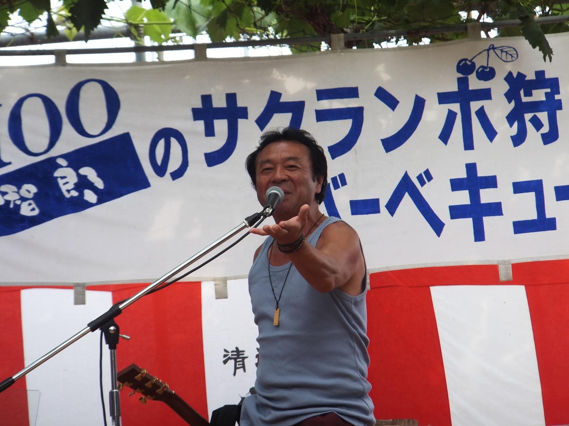 さくらんぼコンサート 075