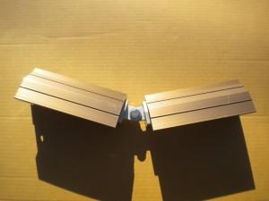 階段テラス専用金具