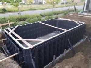 プール 施工 デザイン