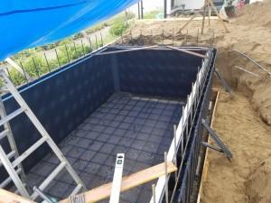 プール 施工 ガーデン