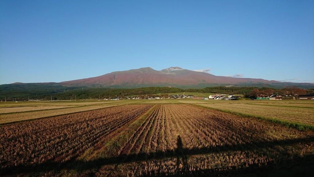 pm15:47 鳥海山