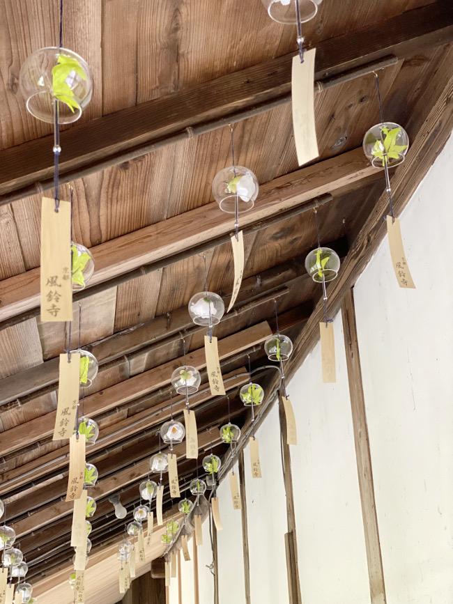 正寿院 風鈴祭り