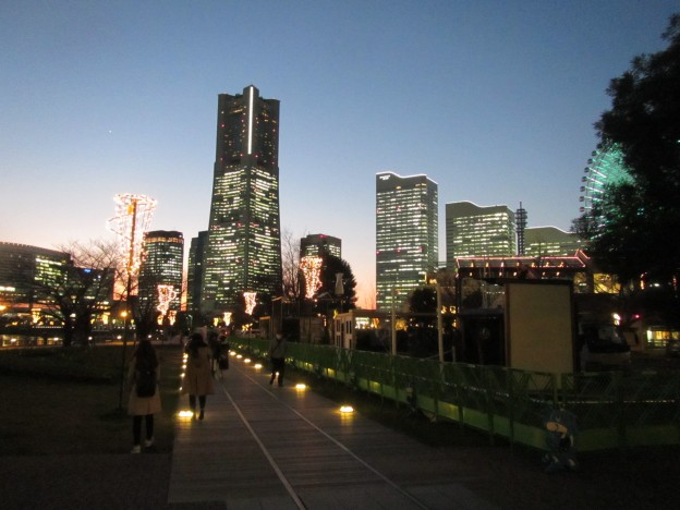全国都市緑化よこはまフェア「運河パーク」