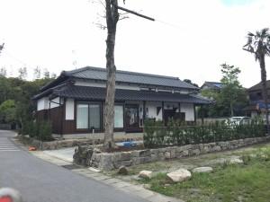 ラカンマキ生垣