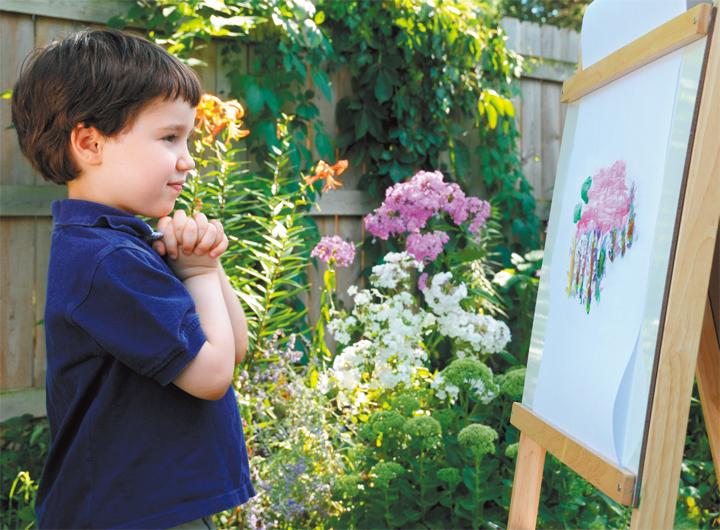 ガーデンセラピーのすすめ 芸術療法