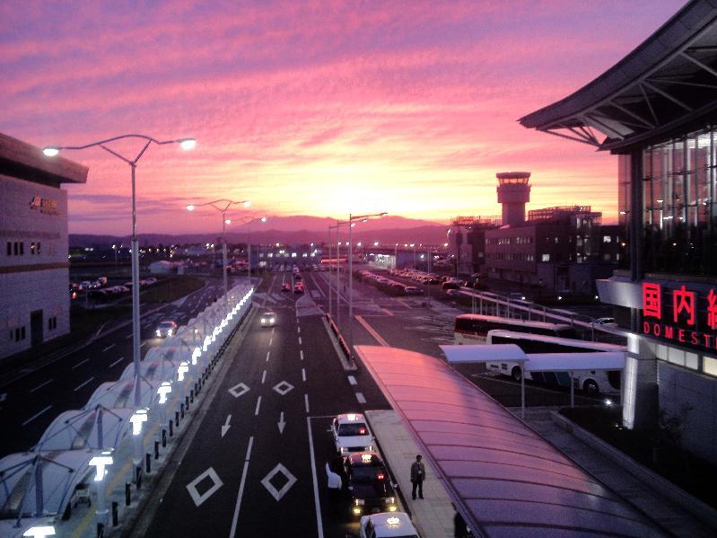 仙台空港,2013年10月4日