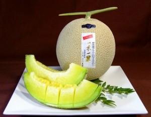 静岡クラウン印「一木一果」マスクメロン