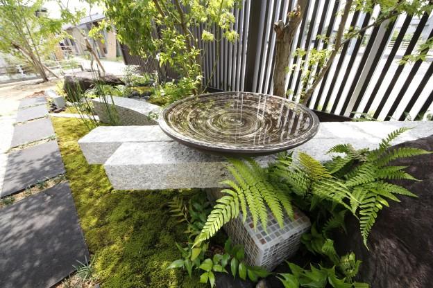 現代風庭園