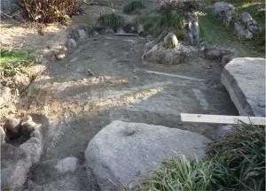 広島枯山水庭園