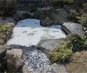 枯山水庭園広島造園