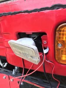 ハイゼットトラック バックカメラ