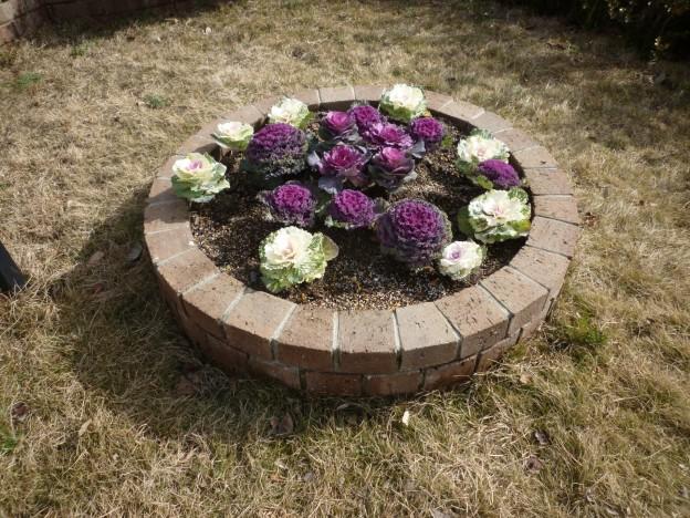 広島山口で花壇づくりは塩田剪庭園