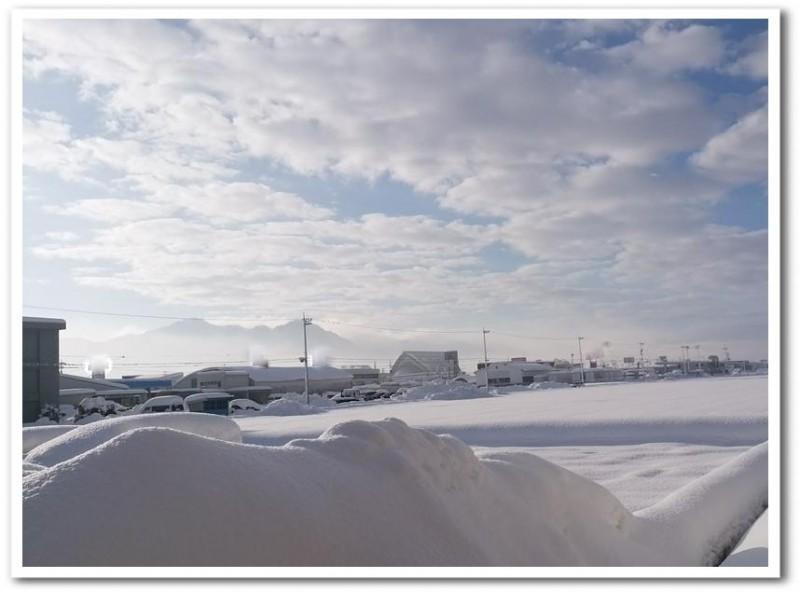 2018年12月14日 雪景色