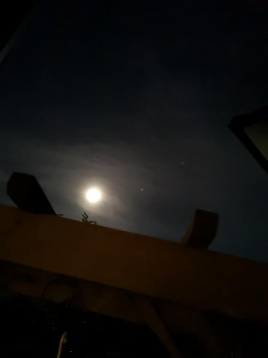 6月の月 ストロベリームーン