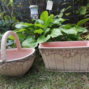 園芸店ロベリアでで買ってきた鉢