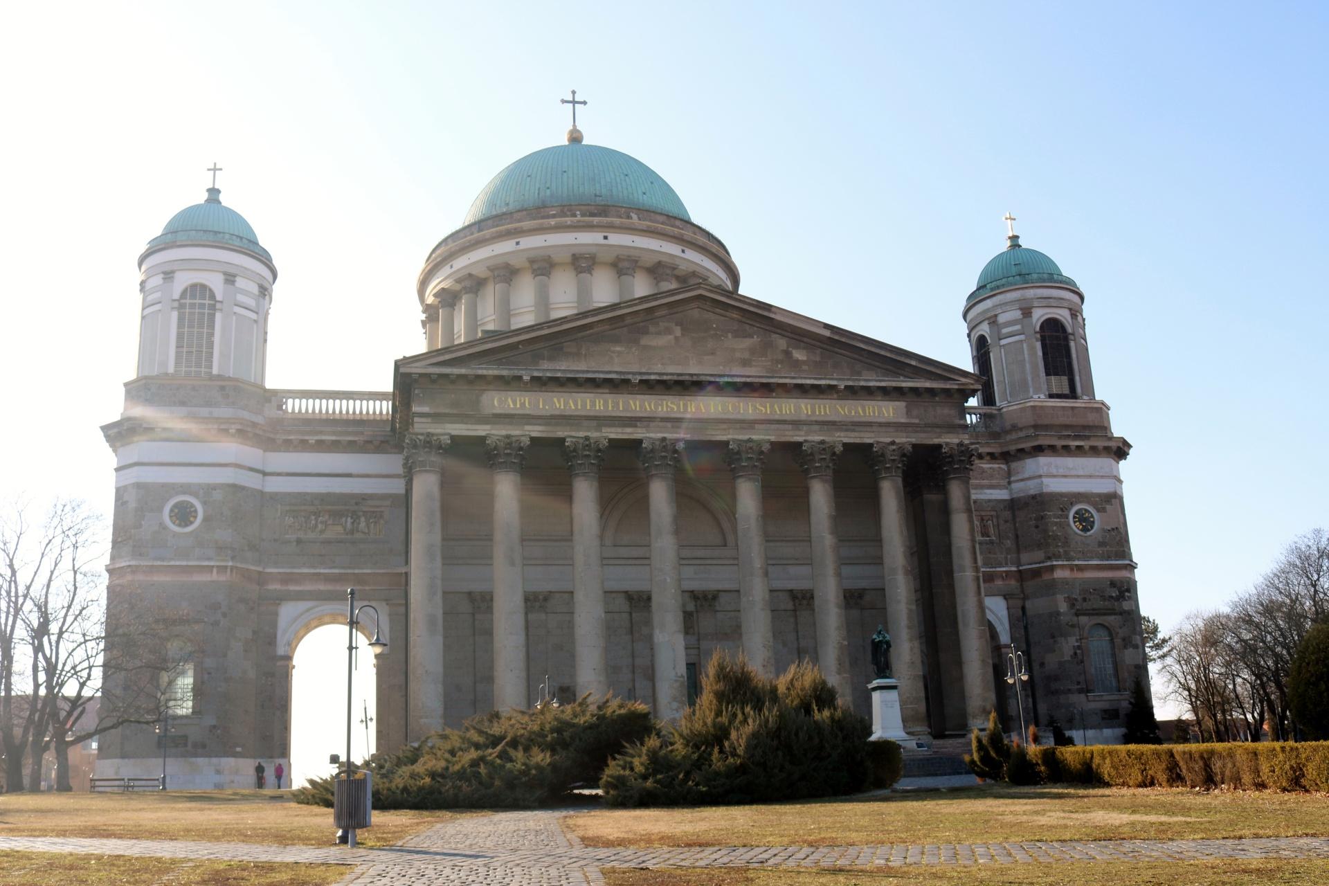 ハンガリーの古都エステルコ゛ム