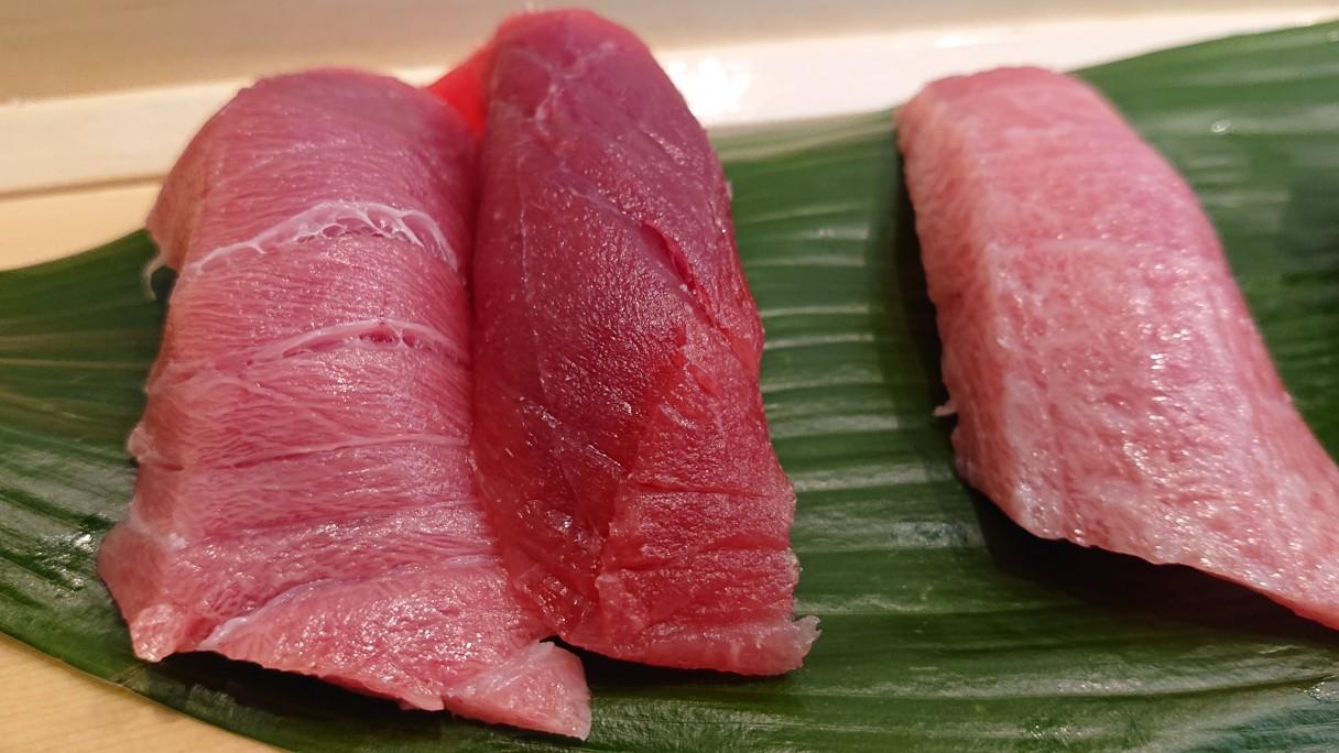 Sushi bun